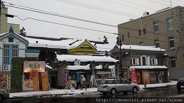 小樽運河2014-12-11 073