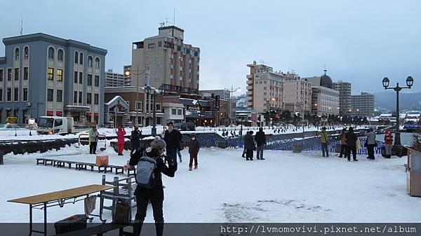 小樽運河2014-12-11 124
