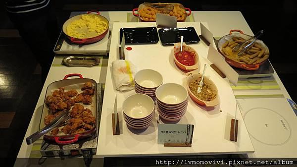星野 森林餐廳2014-1213 022