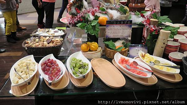 星野 森林餐廳2014-1213 261