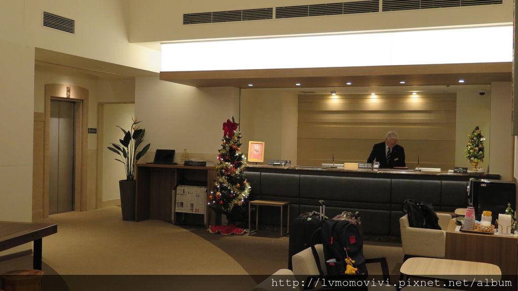 2014-12-14 新千歲機場Tokyu stay 293