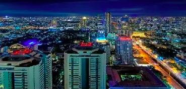 泰國曼谷市區地價高企, 豪華公寓頻現