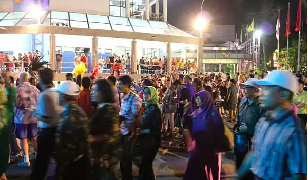 中國國慶期間,芭堤雅迎來了眾多中國遊客