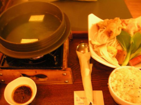 抹茶雞肉鍋