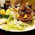 Pond Burger