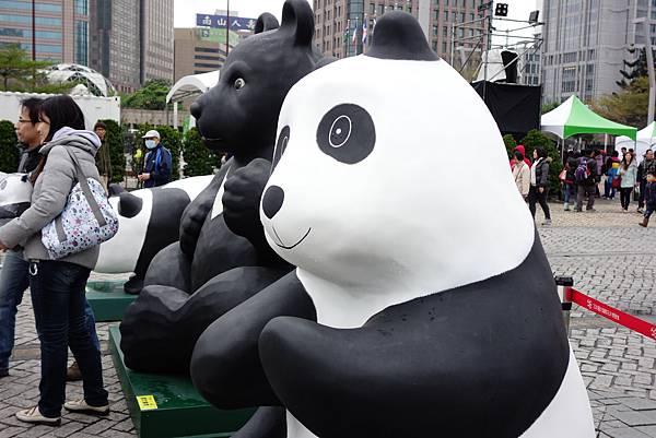 貓熊 市政府
