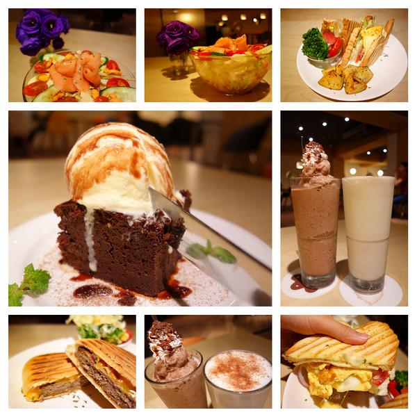 維圖斯咖啡 Café Vitus:維圖斯咖啡 Café Vitus+下午茶+早午餐+南京東路+巷弄+聚會+包場+三明治+帕尼尼+平價美食+布朗尼