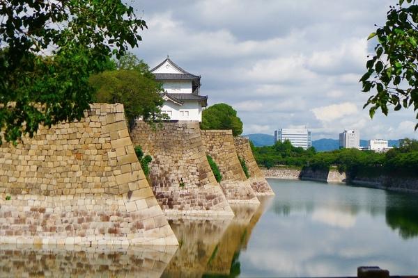 大阪城天守閣:關西大阪遊 Day3