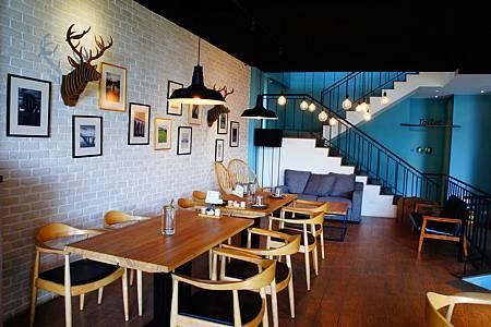 【 新竹芎林 | 景觀餐廳】高質感北歐風格的綠色小徑Green Trail