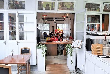 【台北陽明山 | 餐廳】清新純白的優雅美學洋房⌂白房子Yang Ming Caf'e