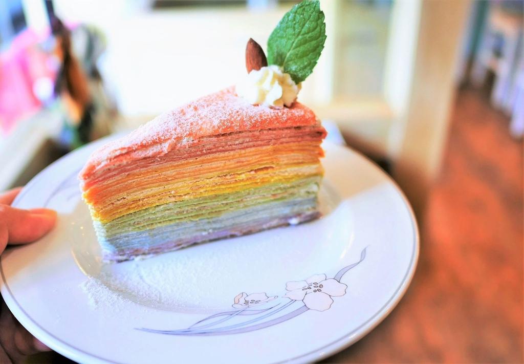 台北芝山站捷運周邊甜點美食介紹-Amin's Creperie 巴黎薄餅~我的生活.快樂提案