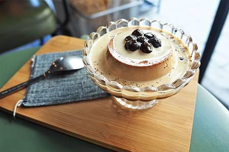 【台北圓山站 | 咖啡廳】令人難以抗拒的珍珠奶茶布蕾✡Ctrl+F Brunch & Cafe