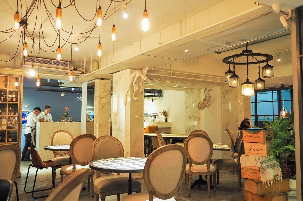 【台北東區 | 餐廳】在漾滿柔光的旖旎風情中沉醉დSeptember Café