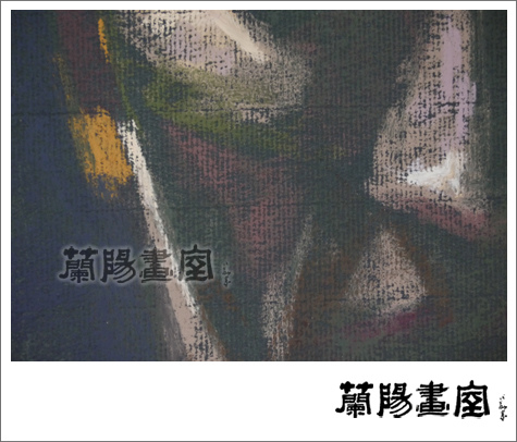 畫室部落格_楊老師人像速繪003-1