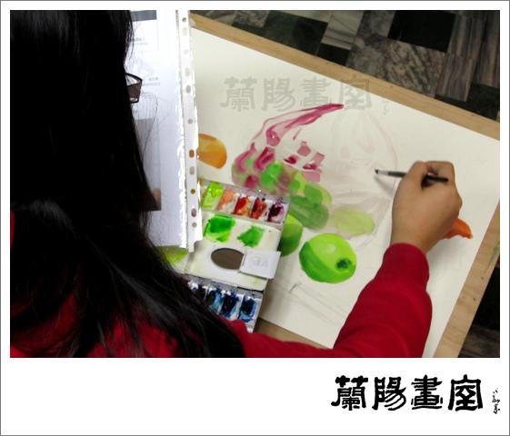畫室部落格_201402_升學班上課實況_03
