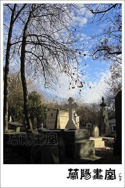 畫室部落格_張老師@巴黎_拉榭茲神父墓園_40