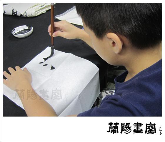 201407_暑期書法班