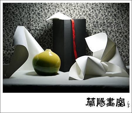 畫室部落格_我們的靜物_紙雕塑_01.jpg