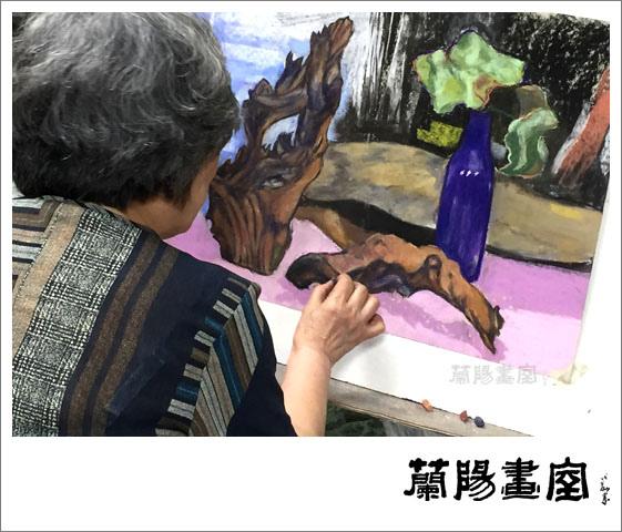 畫室部落格_201506_興趣班上課實況