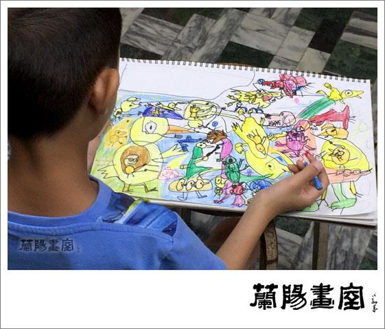 畫室部落格_201506_兒童班上課實況_02