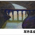 粉彩寫生(局部)