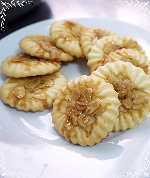 羅蜜亞餅乾(羅馬盾牌餅乾)