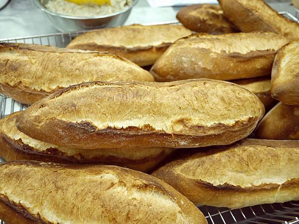 法國麵包大軍