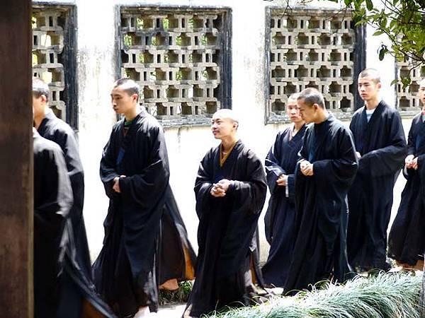 大明寺裡的和尚