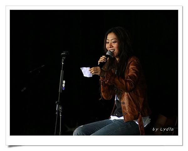 陳綺貞上海演唱會