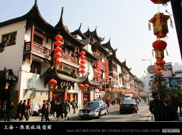 上海豫園商圈