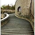 蜿蜒的樓梯~