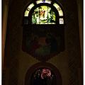 教堂旁的祕密通道