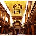 小教堂也必備的管風琴~