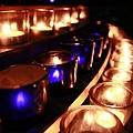 祈禱的蠟燭