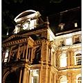 晚上的市政廳