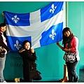 魁北克省旗
