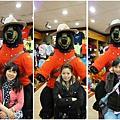 紀念品店的大熊~