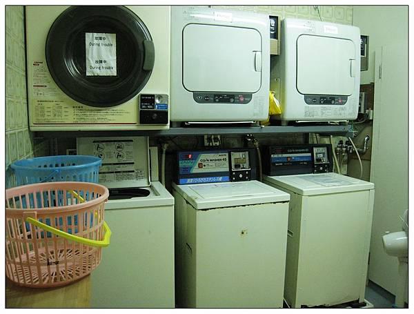 洗衣機、烘衣機