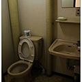 房間內的小廁所
