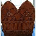 祝福話語的椅子