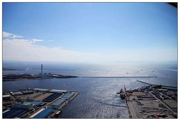 大阪港!!