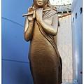 吹笛子的幸運女神