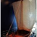 浪華丸的縮小模型船