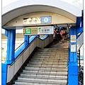 地鐵大阪港站