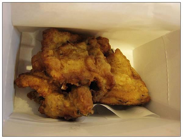 KFC的炸雞!!