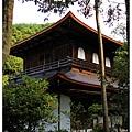 另一面的銀閣寺