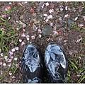 還好我穿雨鞋
