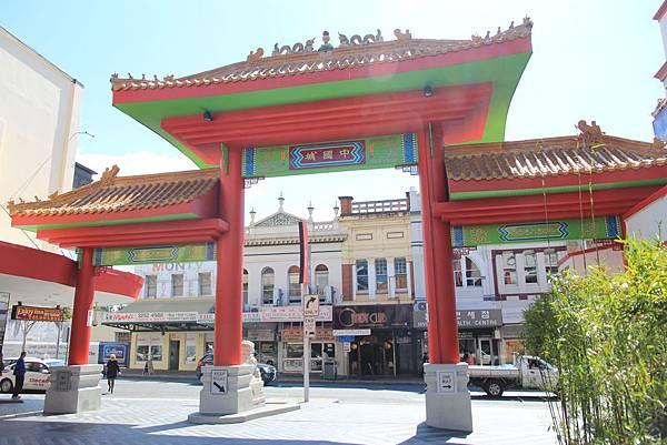 活】布里斯本china town