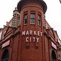 在中央車站附近的Market City
