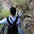 超陡的階梯
